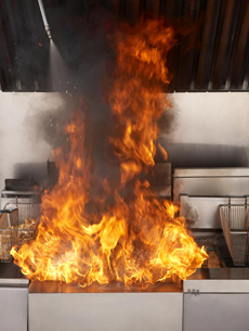 Restaurant Fire Suppression Systems Master Fire