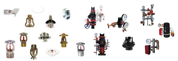 Fire Sprinkler System - Fire Protection