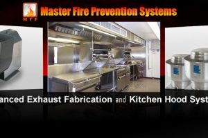 Exhaust Fabrication & Kitchen Hood Systems