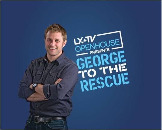 Master Fire Prevention Helps George To The Rescue!