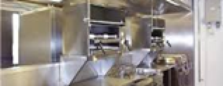 Cleaning Commercial Kitchen Hoods Manhattan