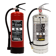 Ansul Fire Extinguishers NYC Restaurant