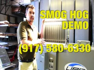 SMOG HOG Electrostatic Precipitators Installed Inspected NYC Restaurant
