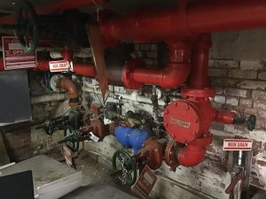 Contact Fire Protection Services Company NYC Master Fire Suppression Sprinkler Inspection Testing