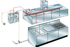 Importance of Commercial Kitchen Ventilation Systems